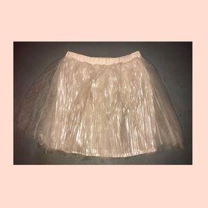 Crewcuts Tulle Sparkle Skirt
